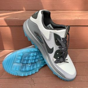 NEW Nike Air Zoom 90 IT Golf Shoes Platinum